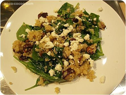 quinoa salad warm nutrition forward warm quinoa salad