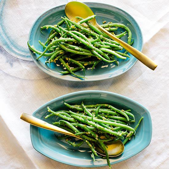 You can't go wrong with this simple Green Beans side dish with Green Olive Dressing. More recipes: http://www.bhg.com/recipes/from-better-homes-and-gardens/september-2013-recipes/?socsrc=bhgpin083113greenbeans=12
