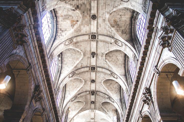 Kotona ja kaukomailla / The Church of Saint-Sulpice, Paris, France