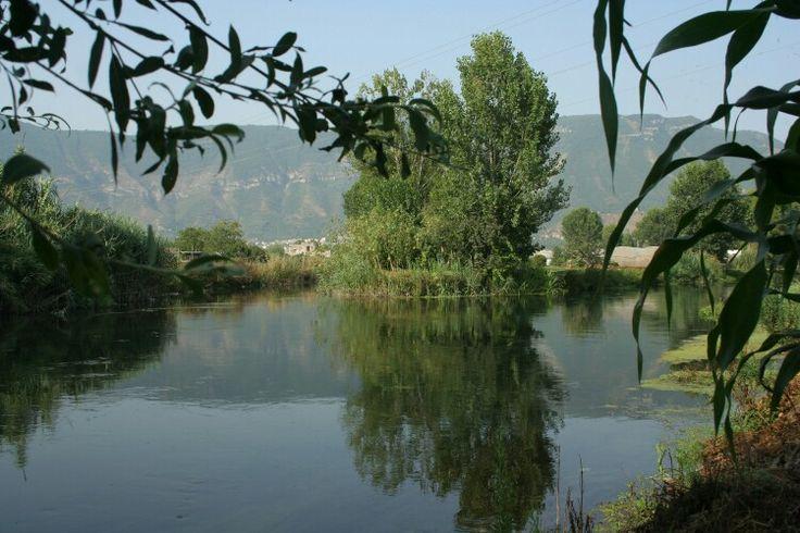 Affrontata fiume Sarno