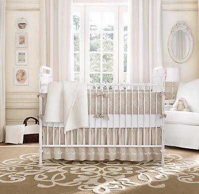 Inspiration - Chambre de bébé