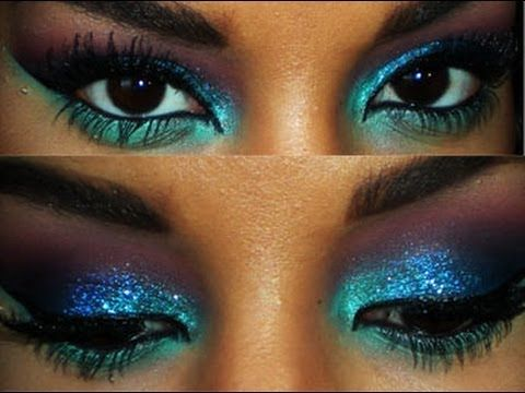 Tutorial: Makeup for the Diva in you!! #halloweencostume
