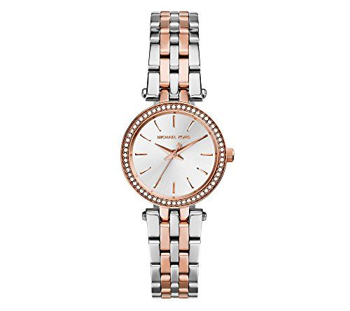 Michael Kors Women's Two-Tone Petite Darci Watch * To view further for this ...
