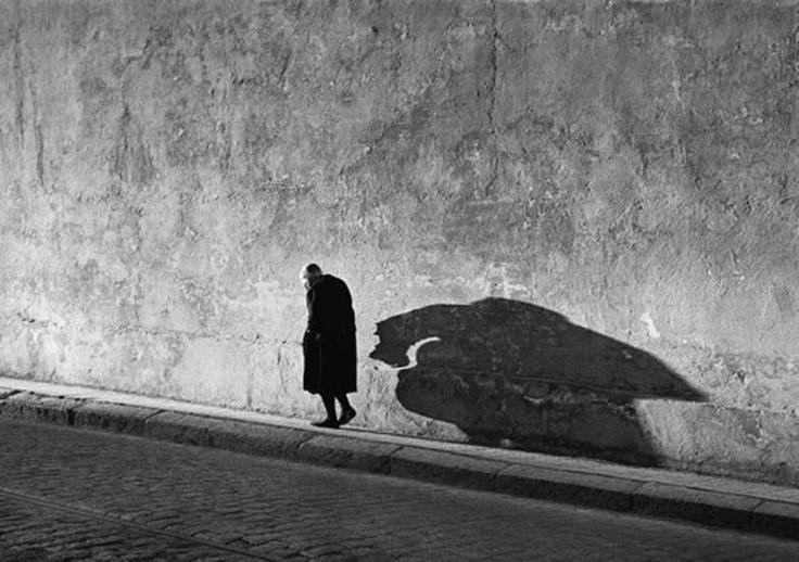 George Krause    Shadow. Spain, 1964