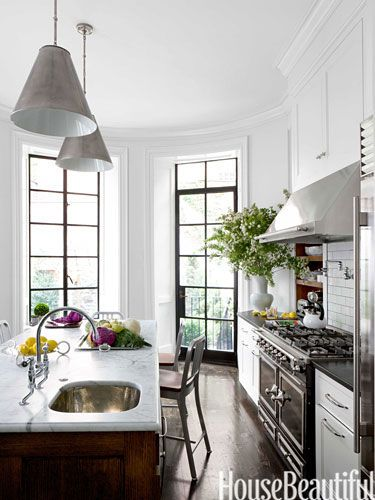 Best 25 house windows ideas on pinterest windows big windows and character home - Amazing beautiful kitchen rooms ...