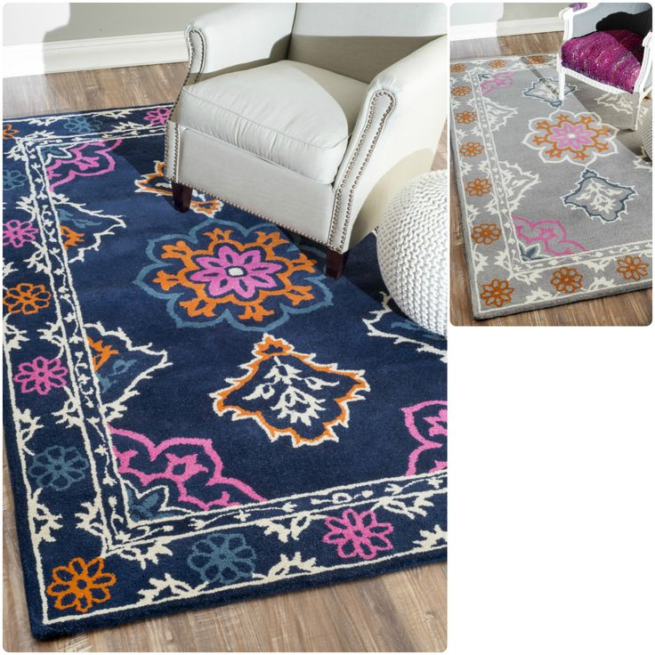 Bring Style And Elegance Into Your Room Setting With This Rug Is Handmade