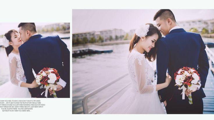 Chụp ảnh cưới đẹp tại Hạ Long - V Studio (AnhcuoiHalong.com)