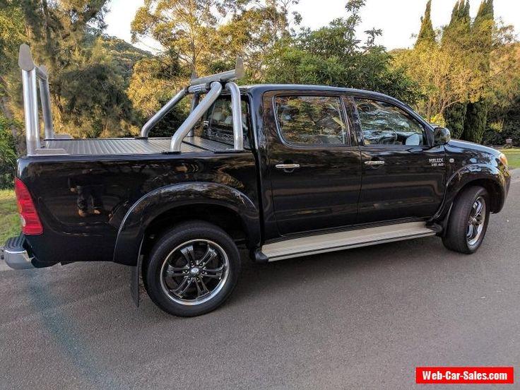 Toyota Hilix SR5 4x4 #toyota #hilux #forsale #australia