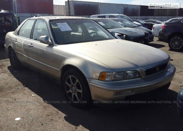 1994 #ACURA LEGEND for Sale at Salvage Title #Cars Auction. Get register and place your bid now!
