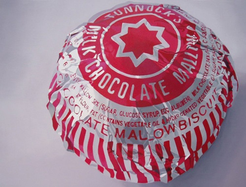 Tunnocks marshmallows..and Tunnocks Snowball ..The Best ..