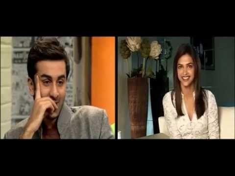 Deepika talks about Ranbir in Wake Up Sid Interview - YouTube