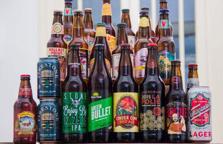 The Best Beer at Each of America's 50 Biggest Craft Breweries