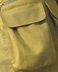 Карман-портфель | pokroyka.ru-как сшить юбку, брюки, платье, пиджак, журналы по шитью