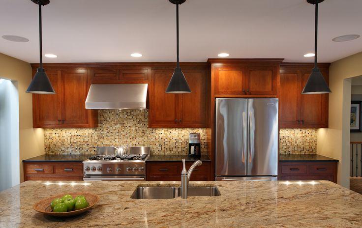 104 best house design kitchen images on pinterest for Rambler kitchen remodel ideas