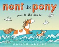 Cover image for Noni the pony goes to the beach