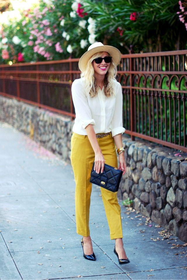 mustard @Taylor Sterling @Glitter Guide #sterling_style #fashion_blogger #glitter_girl