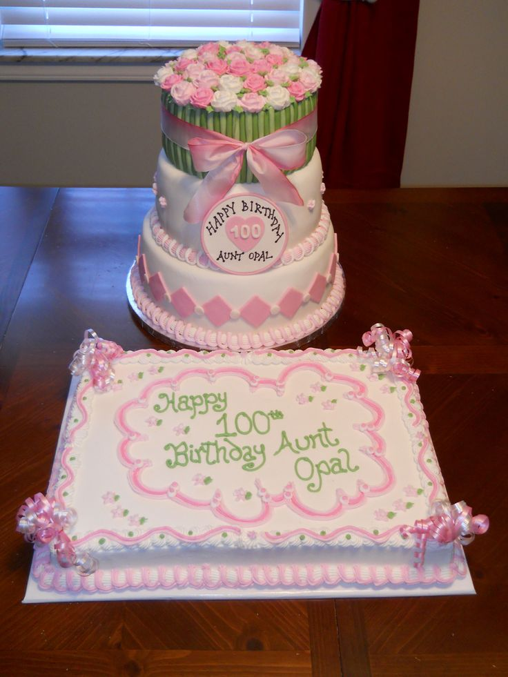 15 Best 100th Birthday Party Images On Pinterest
