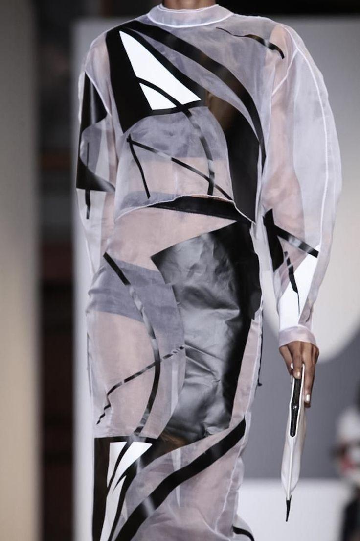 Masha Ma Ready To Wear Spring Summer 2014 Paris - NOWFASHION