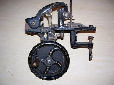 Beckwith Chainstitch Sewing Machine 1872