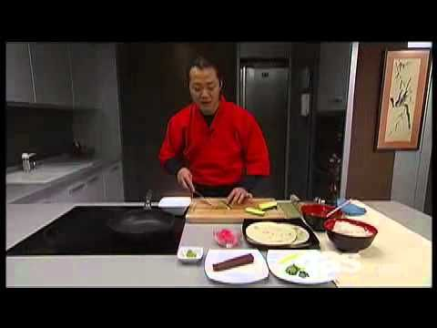 receta Oriental fideos Ramen con mariscos.avi - YouTube