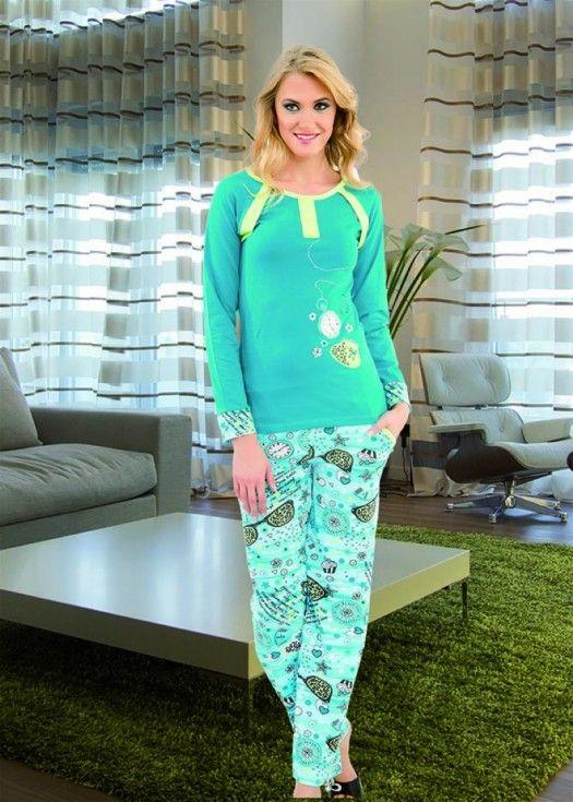 3671 Bayan Pijama
