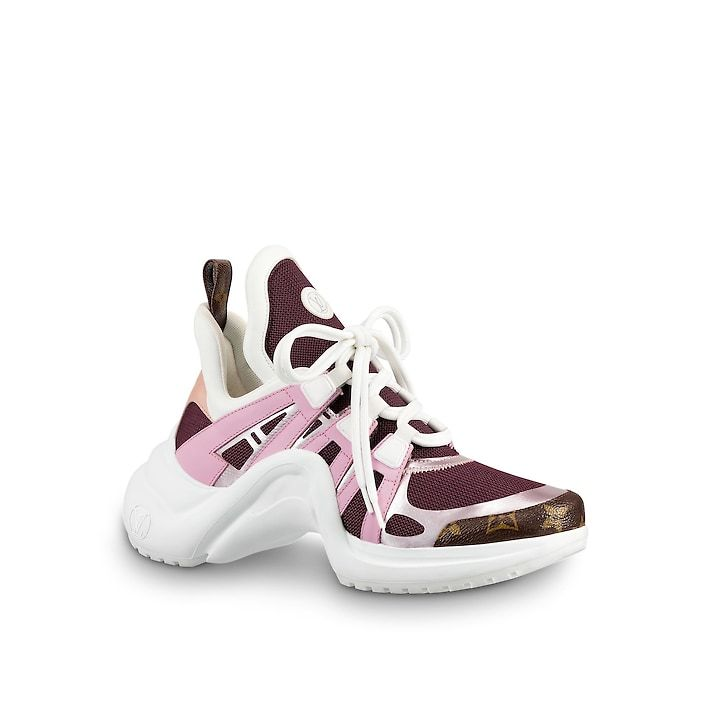 Lv Archlight Sneaker Boot Shoes Louis Vuitton Louis Vuitton Boots Louis Vuitton Sneakers Women Lv Sneakers