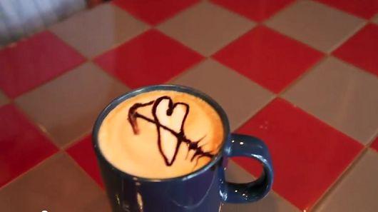 恩送りのカフェ