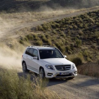 Mercedes Benz 4WD