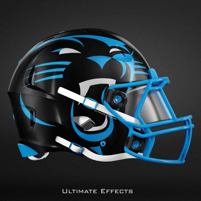 Designer Creates Awesome Concept Helmets For All 32 Nfl Teams 32