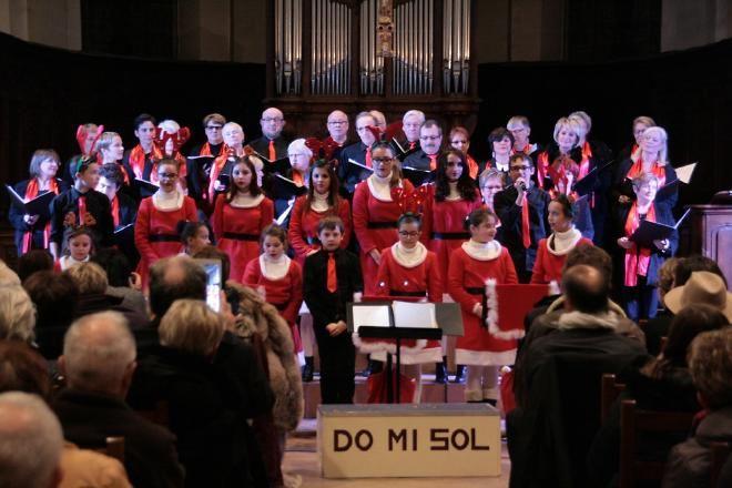 Noël en chansons au profit des enfants hospitalisés Info Chalon l'actualité de Info Chalon