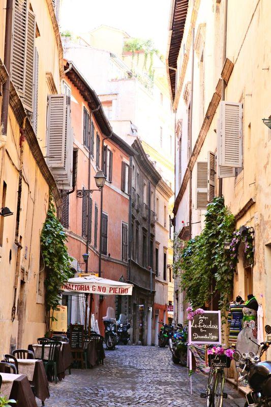 Rome via Grange De Charme.