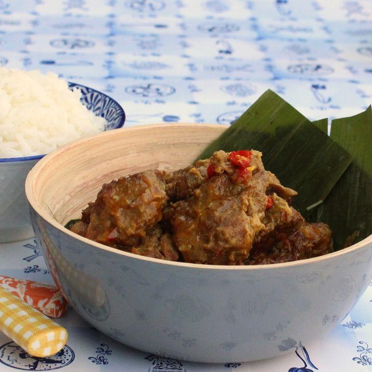 The ultimate rendang padang recipe
