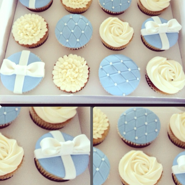 Sweet Project baby boy Cupcakes www.facebook.com/sweetproject