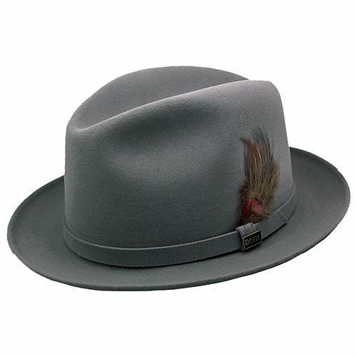 Hats for Men | Men's Fur Felt Dress Hat from Dobbs Hats - The Steve Harvey Collection ...