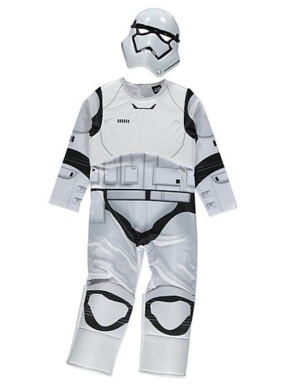 Star Wars Stormtrooper Fancy Dress Costume, read reviews and buy online at George at ASDA. Shop from our latest range in Kids. The force will be with your li...