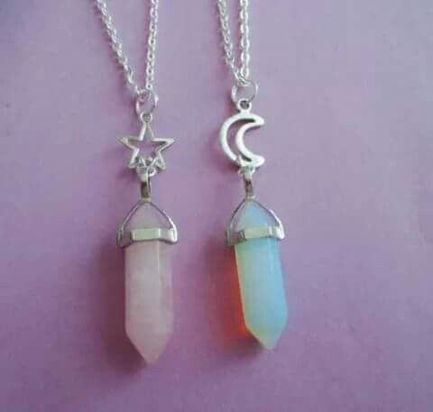 Necklaces *-*