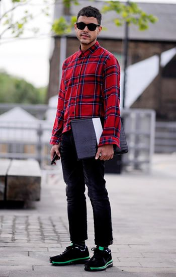 Street Style: Christopher Campbell_London