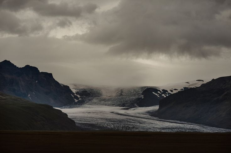#landscape #photography #summer #travelling #trip #glacier #mountain #Iceland #roadtrip #moody #elements