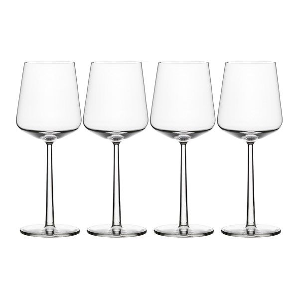 Essence Vinglas (rödvinsglas) 45 cl 4-pack, 676 kr/4 st från Iittala