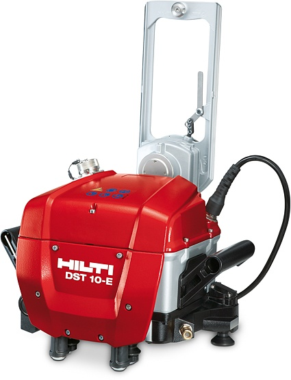 Industrial Wall Saw : Hilti dst e wall saw system industrial product