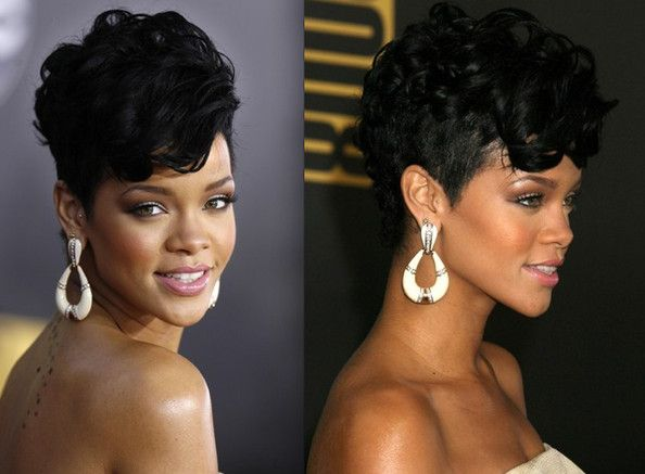 Short Ethnic Hairstyles: Best 25+ Short Asymmetrical Hairstyles Ideas On Pinterest