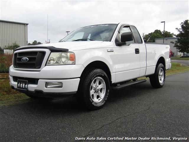 2004 Ford F-150 STX Triton Regular Cab Short Bed $6,995  - View more information and inventory at www.davis4x4.com