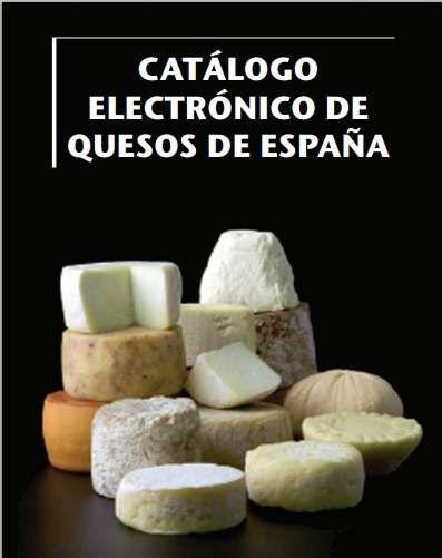 """Si eres un amante del queso y te gusta estar informado y controlar el tema, saber de quesos y qué variedades tenemos en este país, sólo tienes que entrar en la web del Ministerio de Agricultura """"a…"""