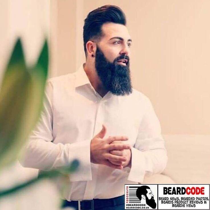 #BeardOfTheDay For Thursday 19th April 2018�is this #bearded gentleman and #BeardCode Instagram follower�@ivialaric! #beard #beards #mensfashion #menstyle #malemodel #fashion #style #beardlife #beardgang #beardsofinstagram #photooftheday