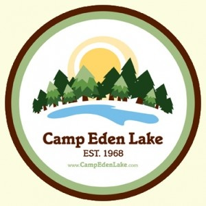 Imagine your ideal summer camp and create a logo for it.