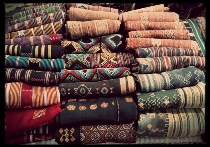 Ulos, indonesian traditional cloth from batak, indonesia