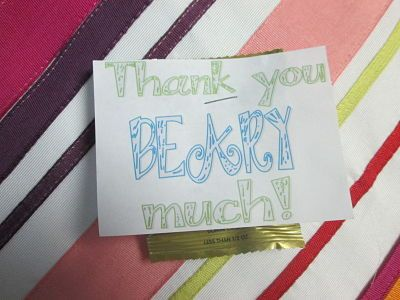 Easy and Inexpensive Volunteer Appreciation Gifts