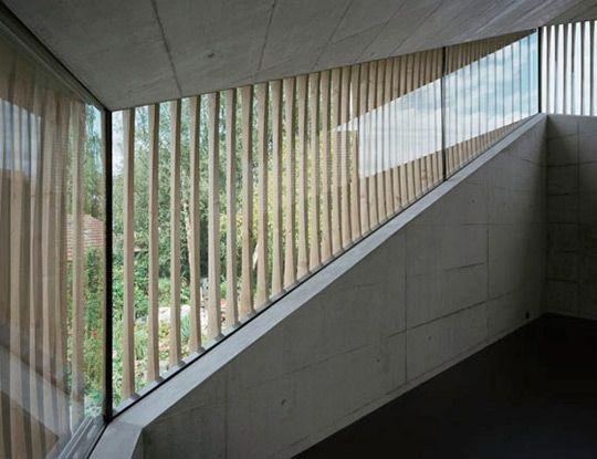 Wohnhaus Riedikon von Gramazio & Kohler | Einfamilienhäuser