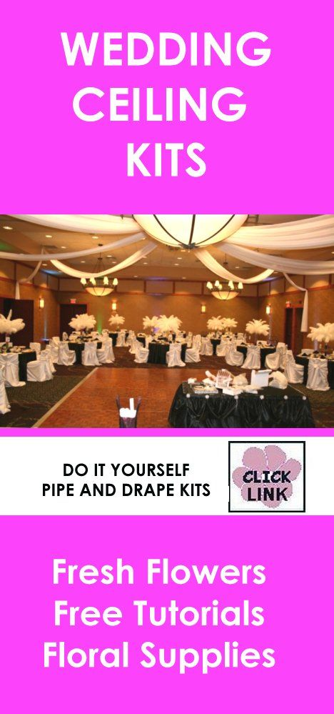 75 best wedding reception decorations images on pinterest wedding check out ideas for decorating with diy reception hall ceiling kits ideas for gorgeous ceilings solutioingenieria