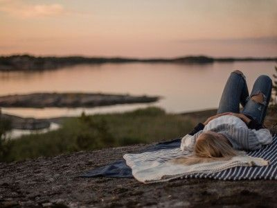 Article Camping in the Finnish Archipelago